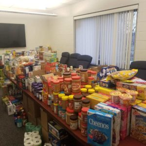Donations to Food for Families program