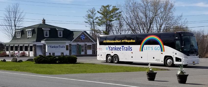 Yankee Trails Hope Bus