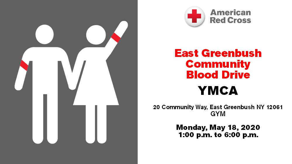 Greenbush YMCA Blood Drive image