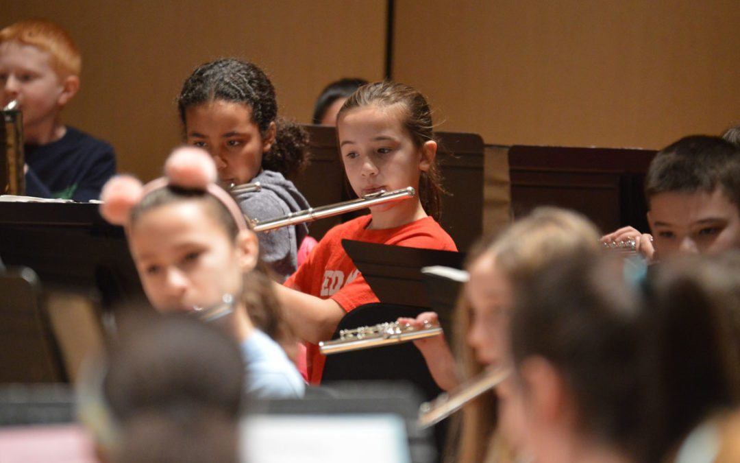 Instrument Selection for 5th Grade Students Due September 11