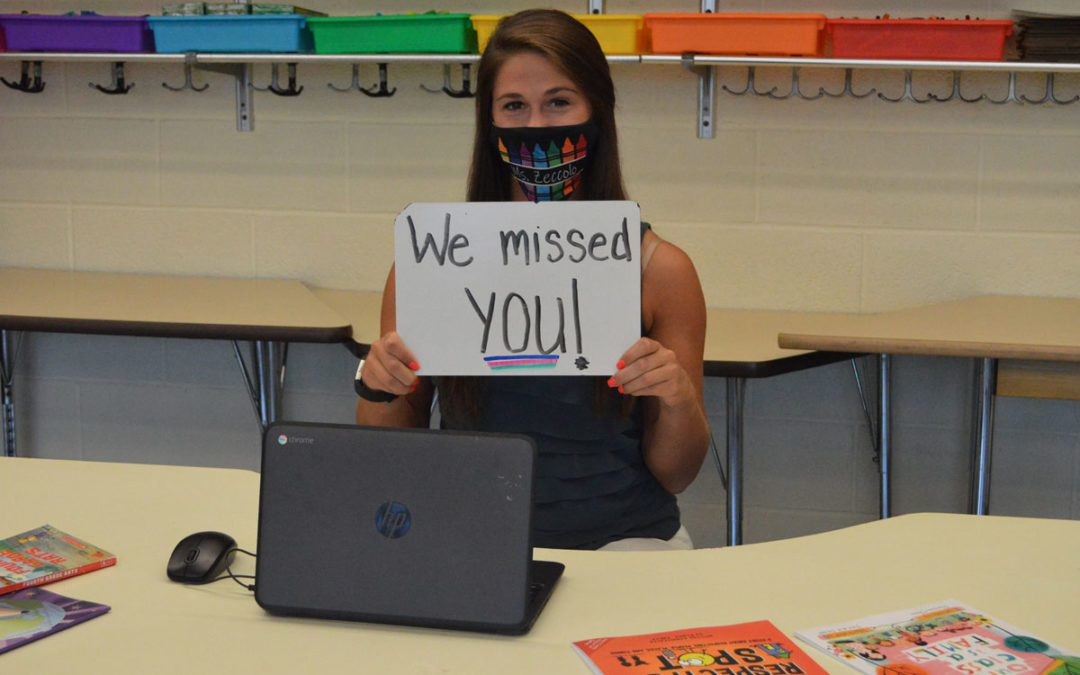 Welcome Back Messages from East Greenbush Teachers and Staff