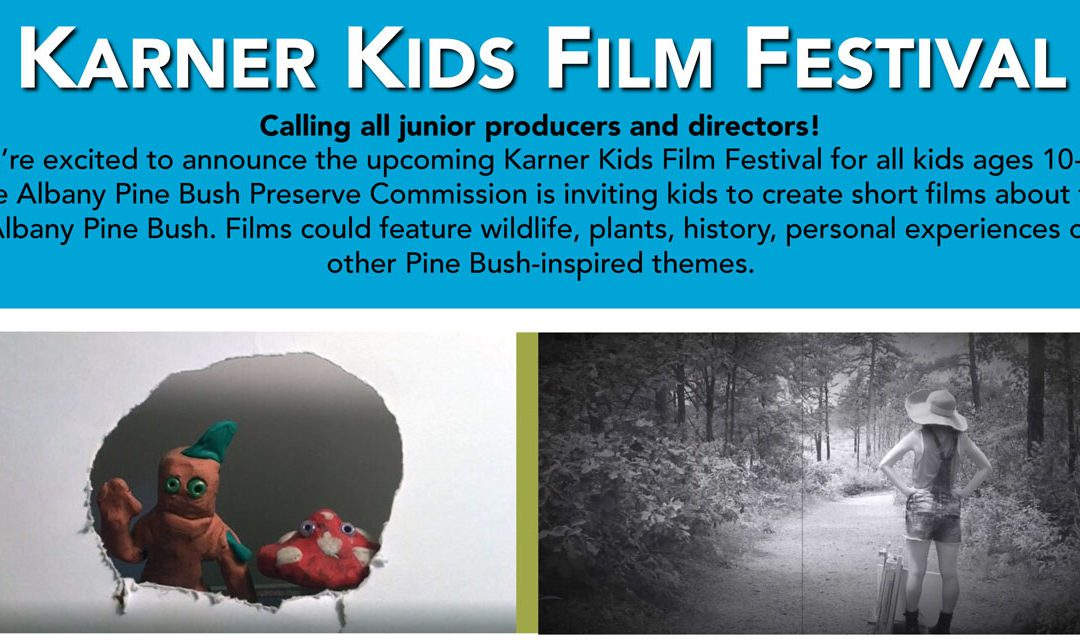 Karner Kids Film Festival Accepting Student Submissions