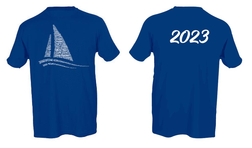 CHS Class of 2023 spirit week shirt