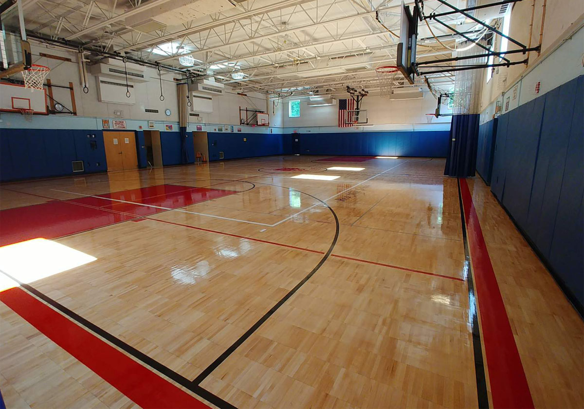 Red Mill gymnasium
