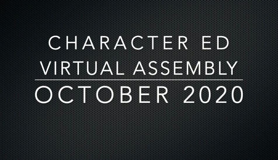 Video: Green Meadow Virtual Character Education Assembly