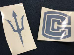 Columbia Sportswear stickers