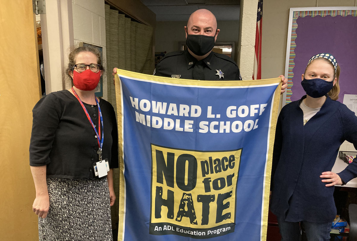 No Place for Hate advisors