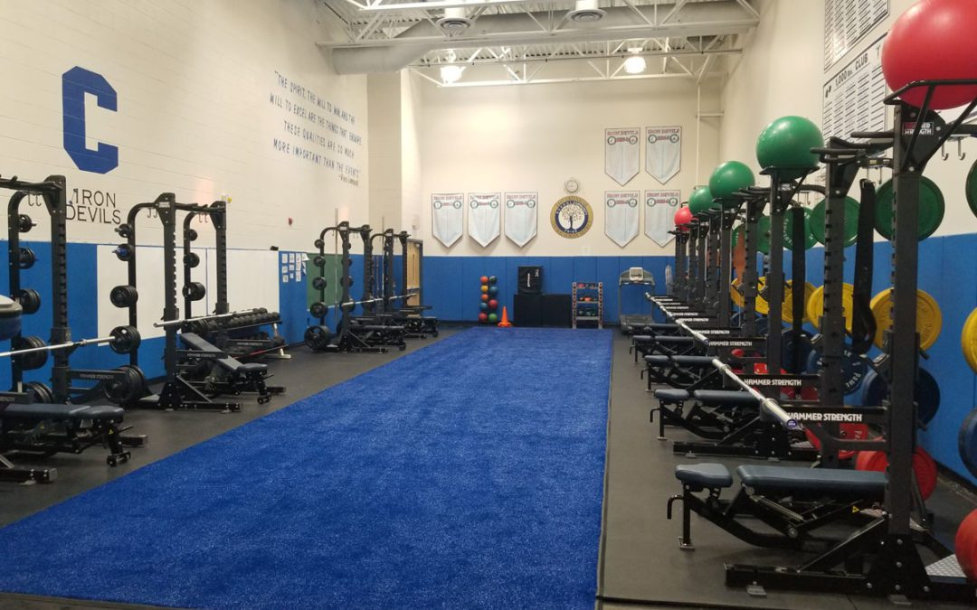 Columbia Athletics Hosting Open Weight Room This Summer
