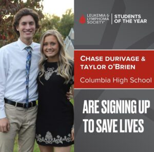 Chase Durivage and Taylor O'Brien