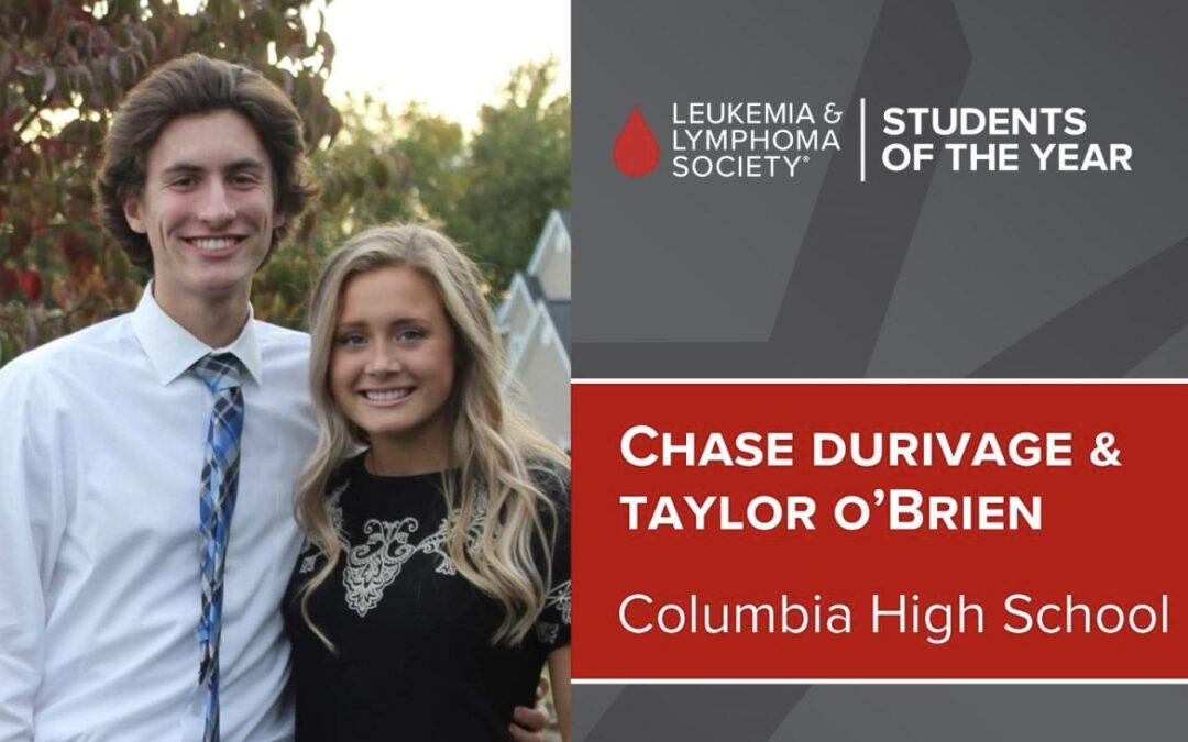 'Columbia Kicks Cancer' Fundraising for Leukemia and Lymphoma Society