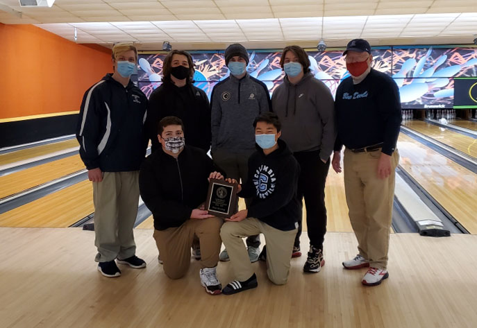 Boys Bowling Section II Champions