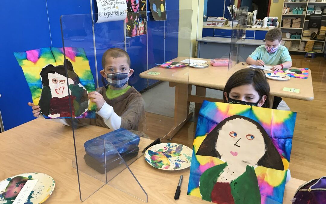 Teaching Art During a Pandemic: Elementary Schools