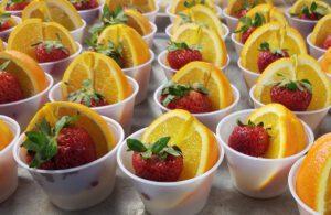 Oranges and Strawberries