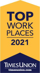 2021 Top Workplace logo