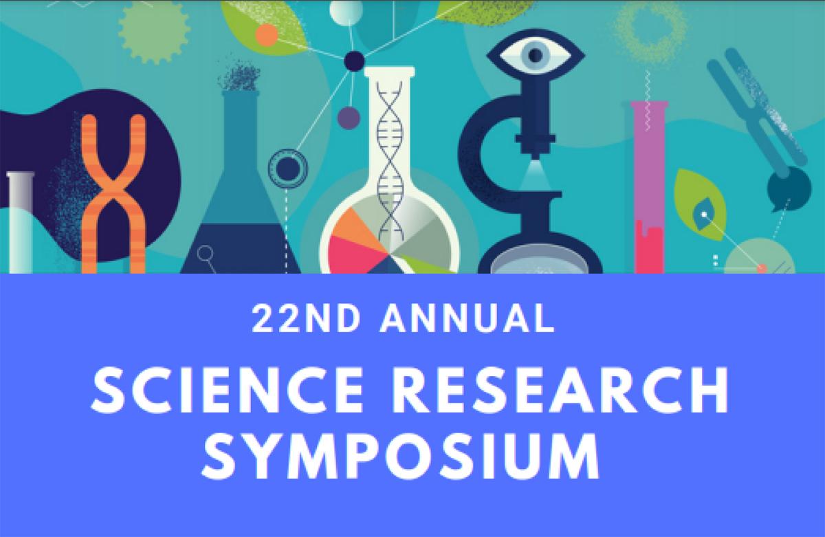 Science Research Symposium invite