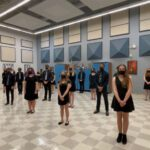 CHS Chamber Singers performing Spring Concert