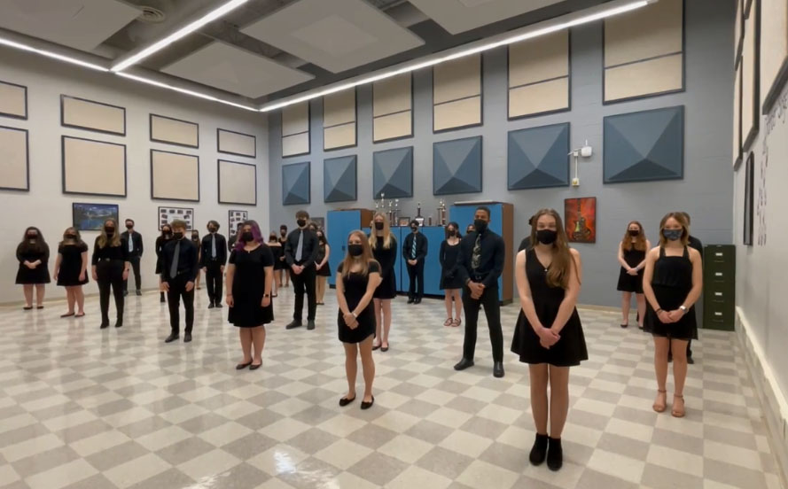 Video: Chamber Singers Spring Concert