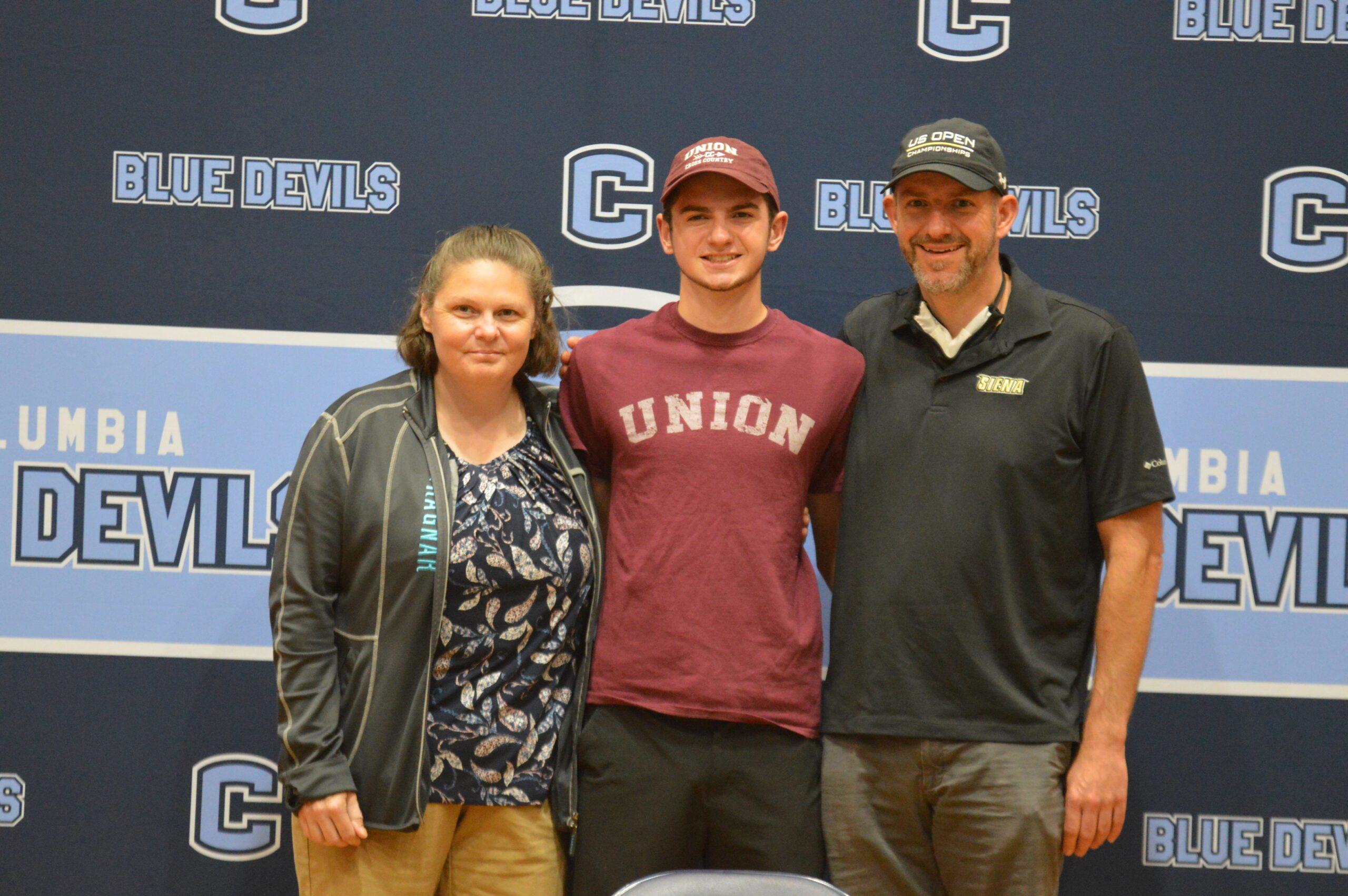 Thomas Breimer college signing