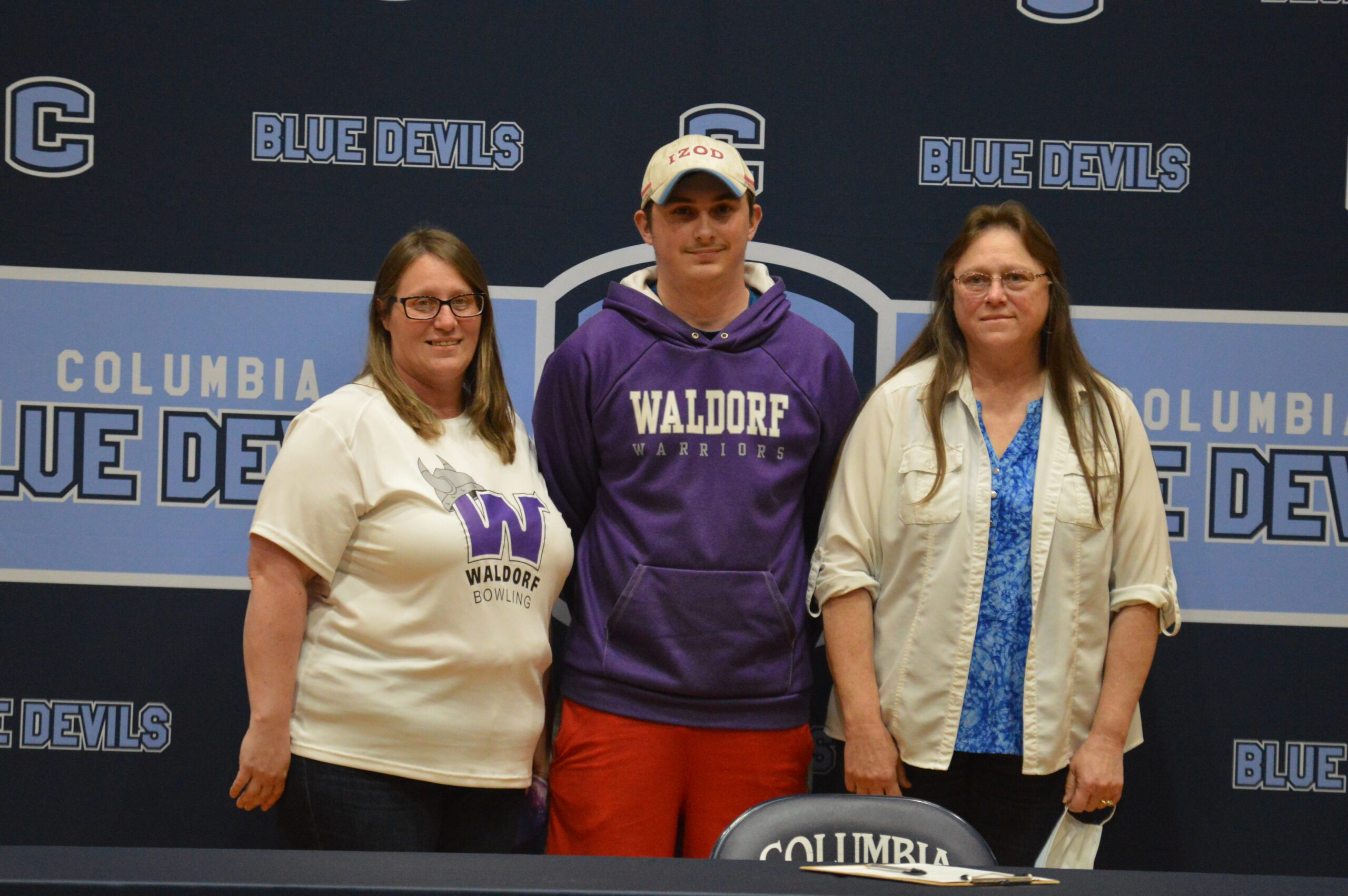 Zachary Bogholtz college signing
