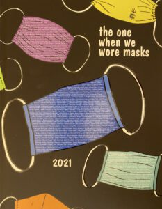 2020-2021 CHS Yearbook cover