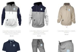 Columbia Sportswear Sale screenshot