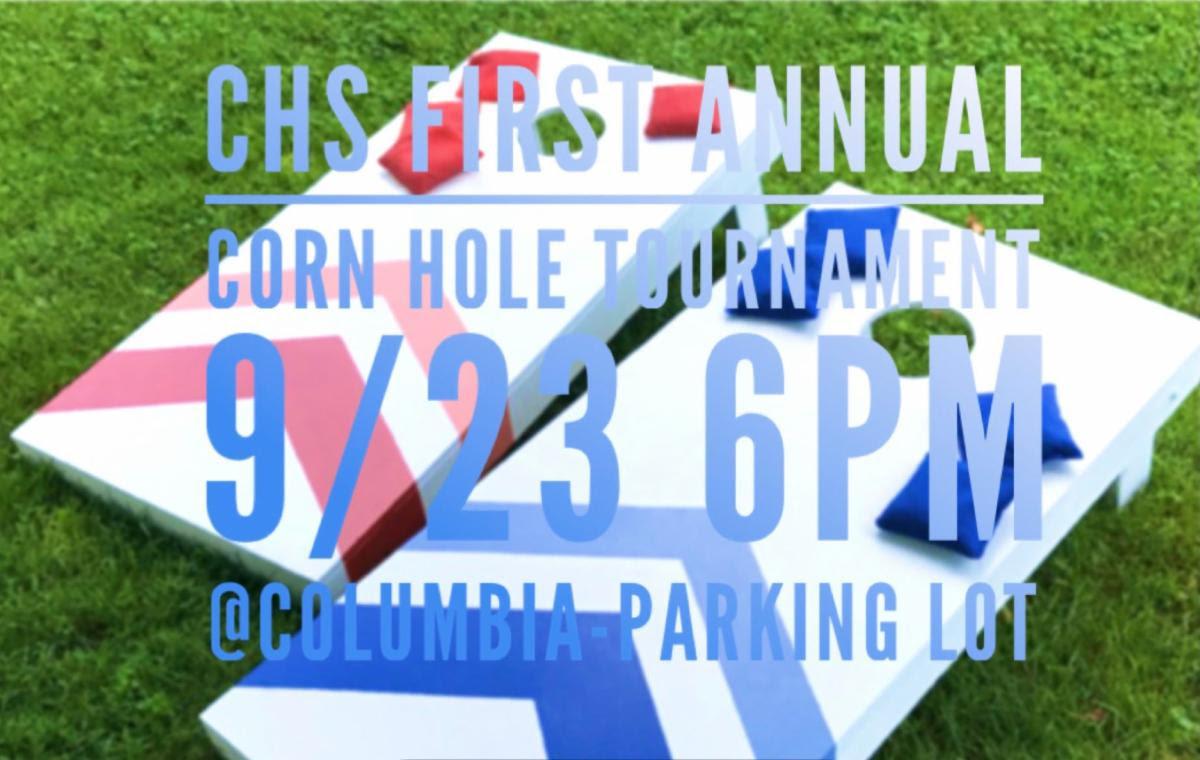 CHS PTSO Cornhole Tournament