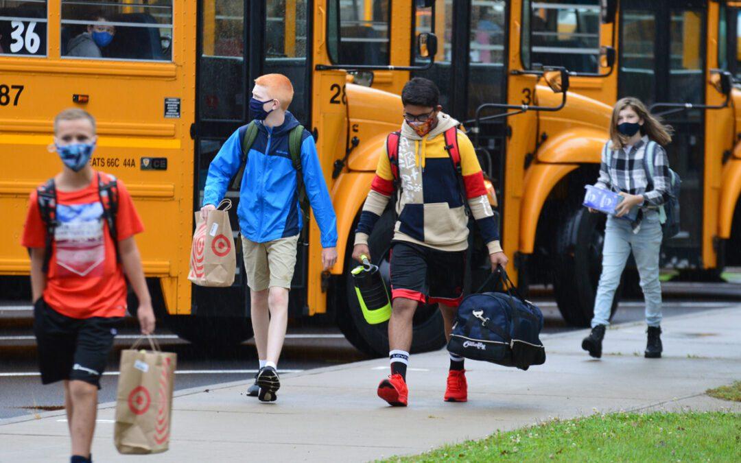 Photos: Back to School