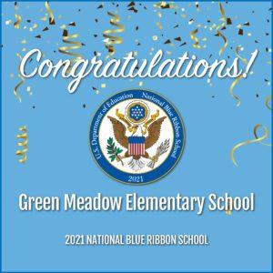 Green Meadow National Blue Ribbon School