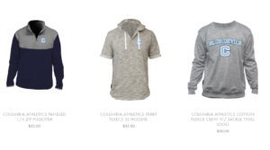 Columbia All Sports apparel store
